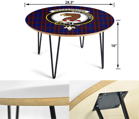 Wedderburn Clans Cofee Table BN