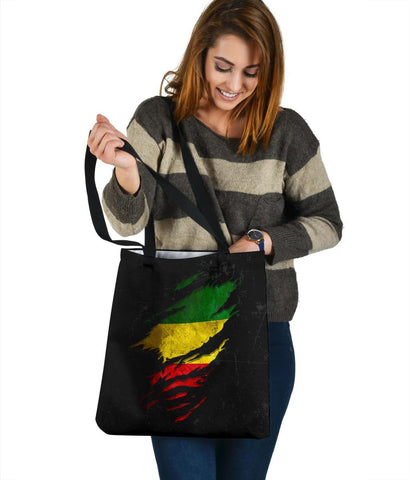 Ethiopia in Me Tote Bag - Special Grunge Style A7