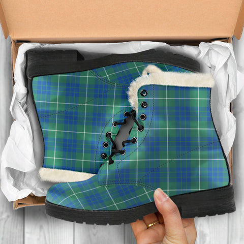 Hamilton Hunting Ancient Tartan Shoes