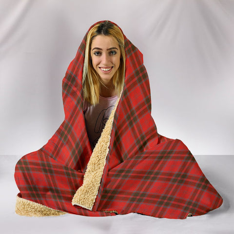Grant Weathered, hooded blanket, tartan hooded blanket, Scots Tartan, Merry Christmas, cyber Monday, xmas, snow hooded blanket, Scotland tartan, woven blanket