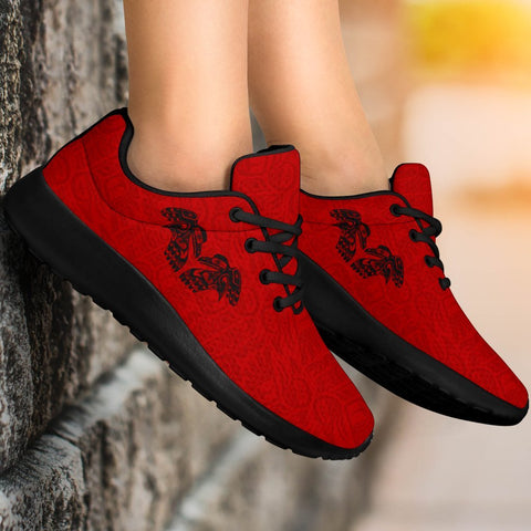 Canada Makah Sport Sneakers Red A7