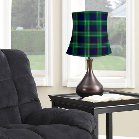 Image of Abercrombie Tartan Drum Lamp Shade HJ4