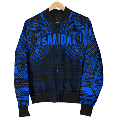 Samoa Bomber Jacket | Men | Polynesian Clothing