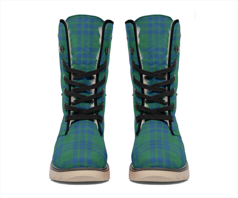 Image of Montgomery Ancient Tartan Polar Boots Hj4