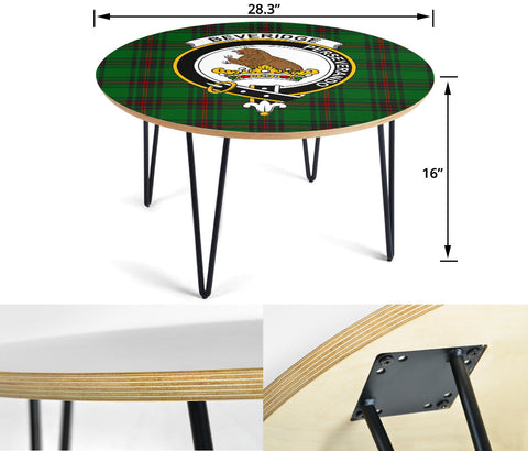 Beveridge Clans Cofee Table BN