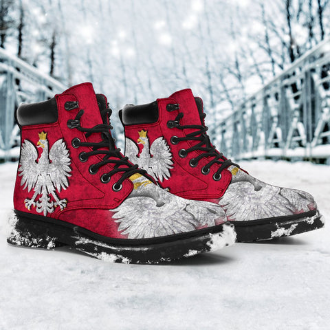 Poland All Season Boots Eagle K4