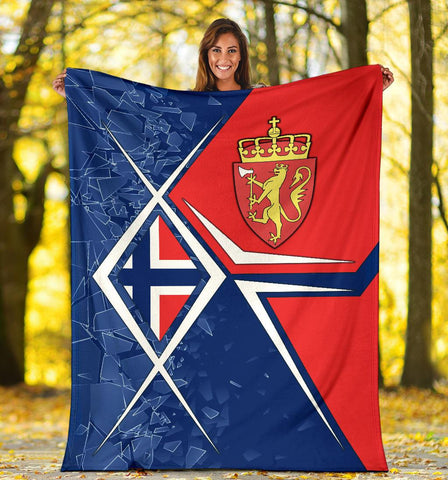 Norway Premium Blanket - Norway Legend