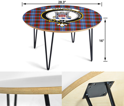 Spalding Clans Cofee Table BN