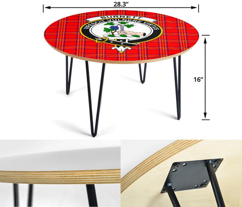 Burnett Clans Cofee Table BN
