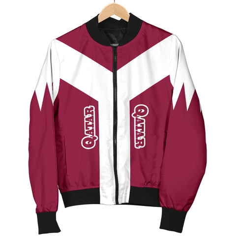 Qatar Bomber Jacket Rising Men A10