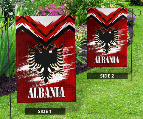 Image of Albania Garden Flag / House Flag - New Release A25
