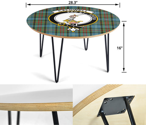 Caldwell Clans Cofee Table BN