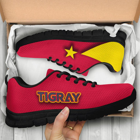 1stTheWorld Tigray Sneakers New Release A25