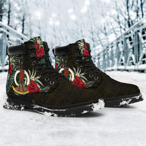 Image of Vanuatu Hibiscus All-Season Boots A7