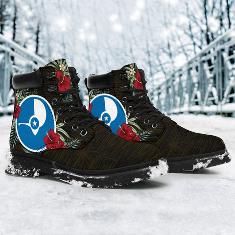Image of Yap Hibiscus All-Season Boots A7