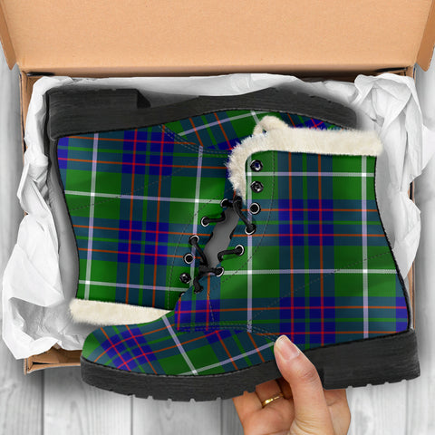 Image of Macintyre Hunting Modern Tartan Shoes
