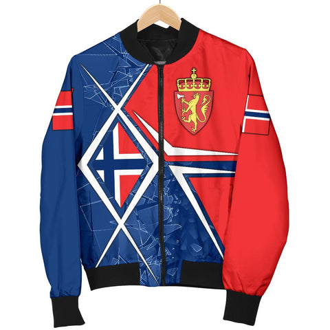 Norway Women's Bomber Jacket - Norway Legend