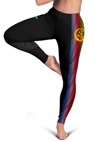 Eritrea Leggings - Eritrea United A7
