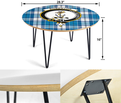 Roberton Clans Cofee Table BN