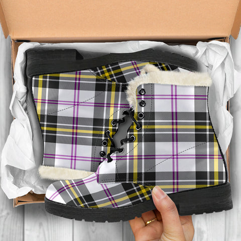 Image of Macpherson Dress Modern Tartan Shoes