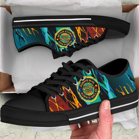 Image of Australia  Low Top Shoe - Naidoc Always Was, Always Will Be - BN17