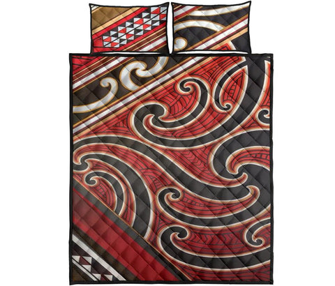 Image of Maori Quilt Bed Set 10 Bn10