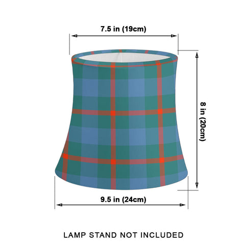 Agnew Ancient Tartan Drum Lamp Shade HJ4
