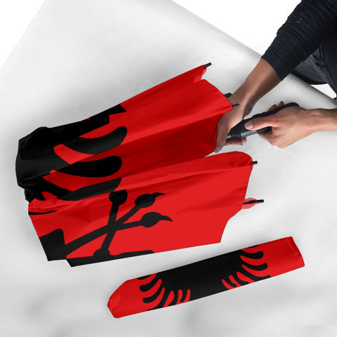 Image of Albania Umbrella Original Flag A7