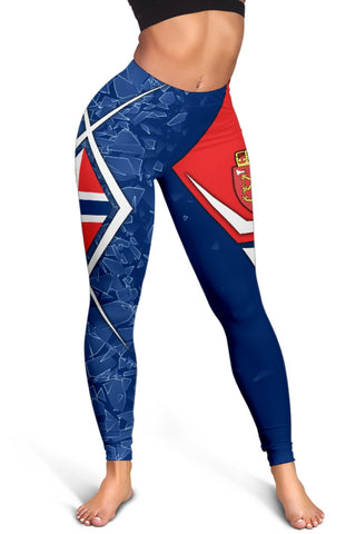 Norway Women's Leggings - Norway Legend