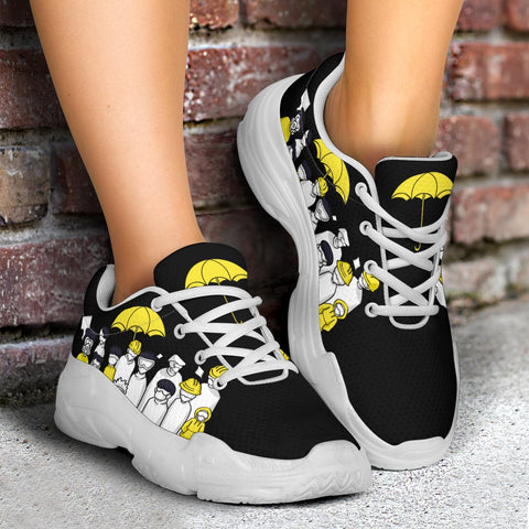 Image of Free Hong Kong 01 Chunky Sneakers - Bn1410