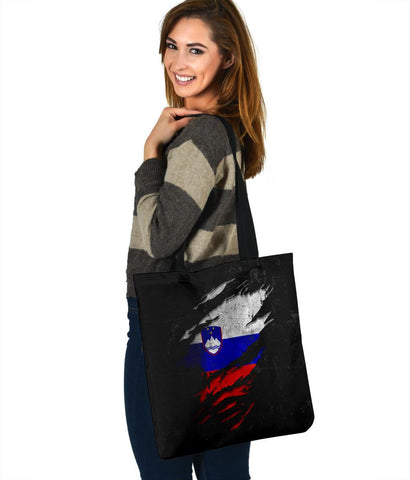 Slonevia in Me Tote Bags - Special Grunge Style A7