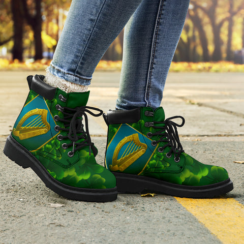 Image of Ireland St Patrick's Day boots