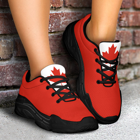 Canada Maple Leaf - (Men's/Women's)Chunky Sneakers A9
