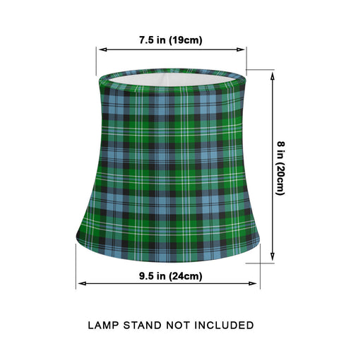 Arbuthnot Ancient Tartan Drum Lamp Shade HJ4