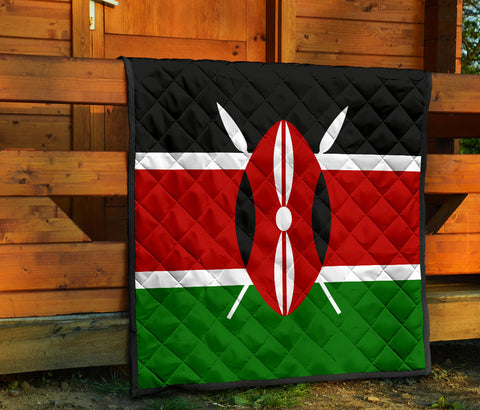Image of Kenya Premium Quilt | Blanket | Home Decor