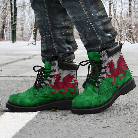 Wales All Season Boots Dragon K4