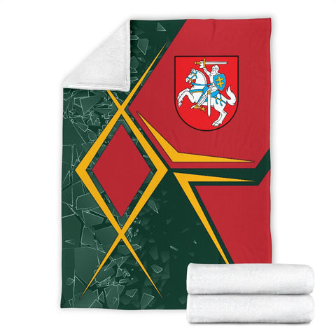 Lithuania Premium Blanket - Lithuania Legend
