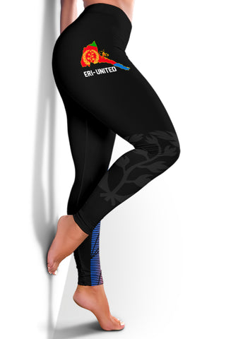 Image of Eritrea Leggings - Eritrea United A7