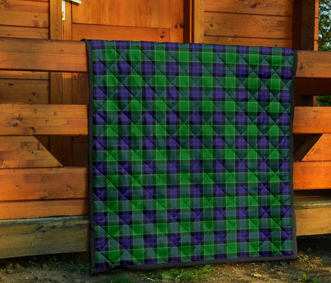 Graham of Menteith Modern Tartan Premium Quilt TH8