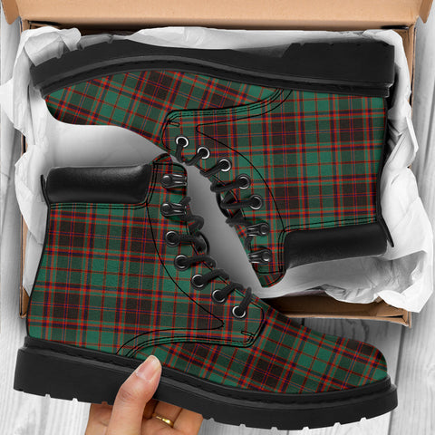 Buchan Ancient  Tartan All-Season Boots HJ4