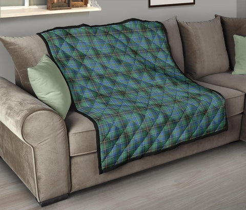 Image of MacInnes Ancient Tartan Premium Quilt TH8
