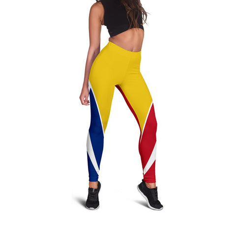 Romania Leggings | Women Pants | Love The World