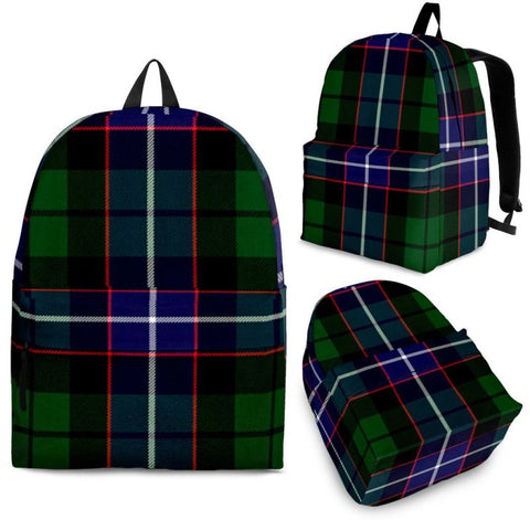 Galbraith Modern Tartan Backpack Backpacks