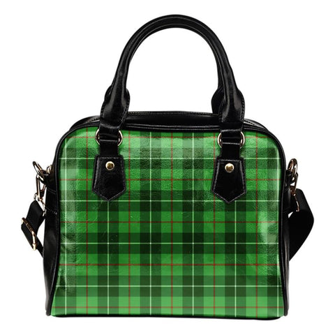 Tartan Shoulder Handbag - Galloway District