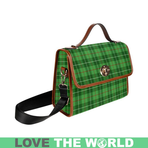 Galloway District Tartan Plaid Canvas Bag | Online Shopping Scottish Tartans Plaid Handbags