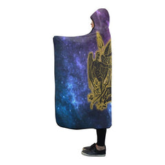GEMINI ZODIAC HOODED BLANKET - BN01