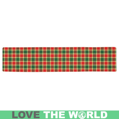 Image of Gibbs Tartan Table Runner - Tm Runners