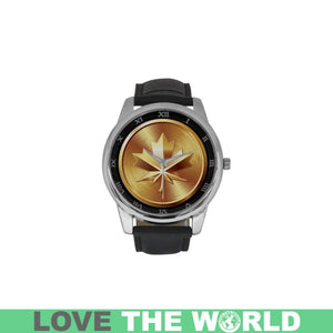 GOLDEN MAPLE MEDAL LUXURY WATCH TH7