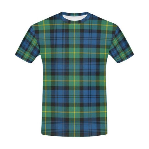 Image of Tartan T-shirt - Gordon Ancient| Tartan Clothing | Over 500 Tartans and 300 Clans