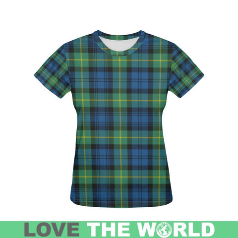 Tartan T-shirt - Gordon Ancient| Tartan Clothing | Over 500 Tartans and 300 Clans